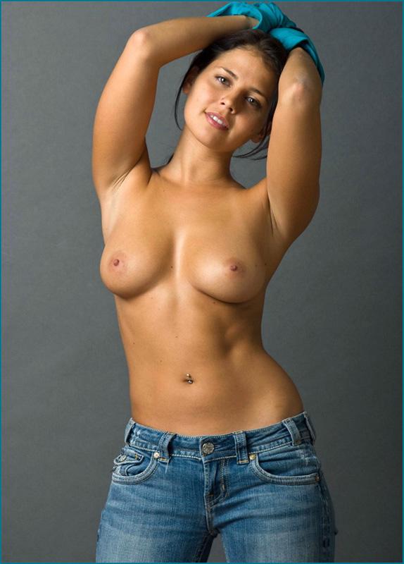 Фото голых девушек в джинсах 12884 фотография